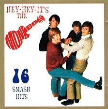 (CD) The Monkees - 16 Smash Hits - Last Train To Clarkesville, I´m A Believer