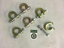 Bearmach Land Rover Defender traccia Rod End Ball Joint Pinza & Bullone X 6 577898