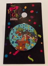 Disney WDW AK Jungle Book Baloo & King Louie Mickey's Parti Gras LE  NOC Pin