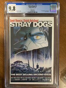 "🔥Stray Dogs #2 - CGC 9.8 - ""Pet Sematary""Homage Variant - Image Comics - 2021🐶"