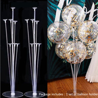 1PC Wedding Balloon Accessory Base Table Support Holder Stick Stand Party Decor