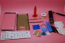 Samsung Galaxy S8 Plus Kit de Réparation Verre Écran Avant, Fil, Colle, Torche