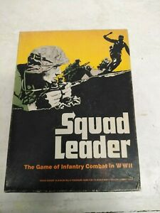 Squad Leader spare parts and extras by Avalon Hill