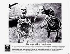 THE MAGIC OF RAY HARRYHAUSEN - 8 x 10 publicity photo Columbia Pictures 1991