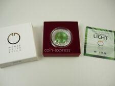 *** 25 EURO Niob Münze ÖSTERREICH 2008 Faszination Licht Austria Coin KMS ***