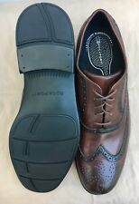 Rockport Men's Wingtip Oxford Dress Shoes-US size 7.5