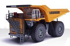 Conrad Liebherr T264 Dump Truck Yellow/Grey 1:50 #2765/01