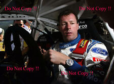 Colin McRae Ford World Rally Championship Portrait Photograph 3