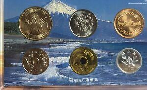 Japan Mint Mount Fuji World Cultural Heritage Coin Set JS#1-2