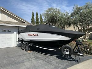 Mastercraft X22 Over The Tower Boat Cover OEM