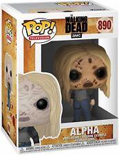 Funko - POP TV: Walking Dead - Alpha w/ Mask Brand New In Box