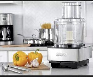 Cuisinart 720 Watt 14-Cup Food Processor Brand New