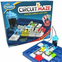 CIRCUIT MAZE ELECTRIC CURRENT BRAIN GAME, PRE-OWNED, VERY GOOD