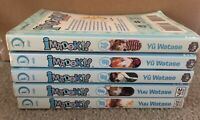 Rare Lot of 5x IMADOKI! Manga PB Japanese Anime Books Children's Yu Watase Kids