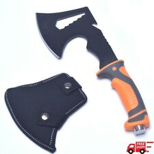 New Survival Tomahawk Tactical Axe Hatchet Multifunction Camping Hand Fire Ax
