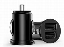 Mini USB Car Charger with dual ports
