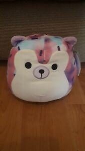 "New Yasmin the hedgehog 7.5"" Squishmallow"