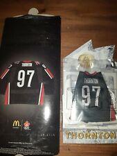 McDonalds 2006 Team Canada Hockey Mini Jersey Joe Thornton