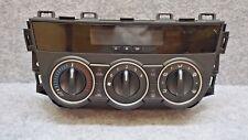 2013-2016 Mazda CX-5 Dash Bezel w/ Heat A/C Temperature Climate Control Switch
