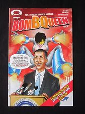 Bomb Queen Vol 6 Issue 1 1st app Cowboy Ninja Viking 6 page preview Movie VF/NM