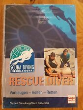 SDI  Rescue Diver Lehrbuch