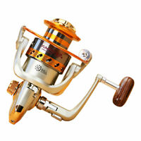 12BB Ball Bearing Fishing Spinning Reel Right/Left Hand Saltwater Freshwater