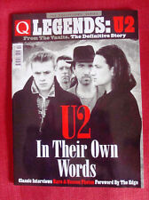 NEW U2 Q LEGENDS COLLECTORS MAGAZINE, The Definitive Story, 2018, Series