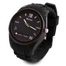 Martian Notifier Smartwatch - Black