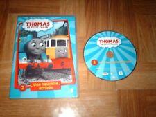 dvd THOMAS LE PETIT TRAIN...une nouvelle arrivée