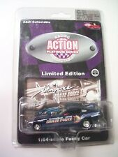 Action Collectables 1:64 scale 1977 Chevy Monza NHRA Funny Car, John Force