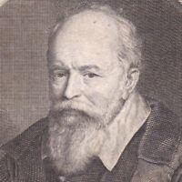 Portrait XVIIIe Pierre Jeannin Surintendant des Finances Parlement de Bourgogne