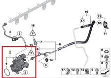 BMW Austausch Hochdruckpumpe N53 N54 N55 6 Zylinder 13517616170