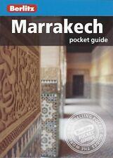 Berlitz Marrakesh Pocket Guide (Morocco) *FREE SHIPPING - NEW*