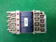 Omron G6B-4Bnd Relay Terminal Block Coil 24Vdc, Used