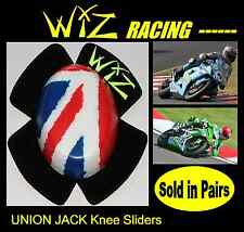 WIZ UNION JACK FLAG KNEE SLIDERS