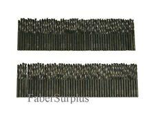 """100 ea #29 Cobalt Drill Bit Jobber Length .136"""""""