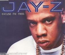 JAY-Z - Excuse Me Miss (EU 4 Track Enhanced CD Single)