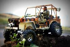 1/6 Scale RC Jeep Willys Custom Made.