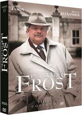 DVD SERIE TV INSPECTEUR FROST SAISON 13 VENTE EDITEUR
