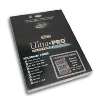 "100 Leaves Ultra pro Platinum 15 Cases 1.5x3.25 "" for Cards 38 x 82 mm 814229"