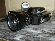 Camera ELMO Super 110 Super8, Teleobjectif x10 et macro à 45mm