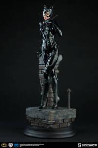 Catwoman Premium Format Statue Sideshow Collectibles Michelle Pfeiffer Batman