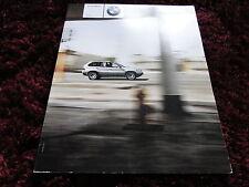 BMW X5 Brochure 2/1999
