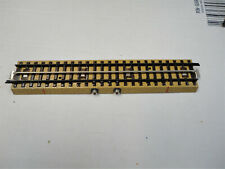 Marklin Ho 3600 BSD  like 5105 1 straight  contact  section brass rails  nice!