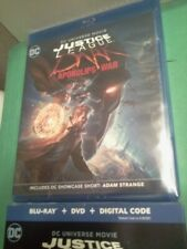 Justice League: Dark Apokolips War 2020 Blu-ray Dvds