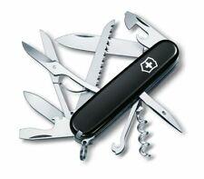 Victorinox Huntsman Folding Knife/Multi-Tool Black Handle VN1.3713.3-X1