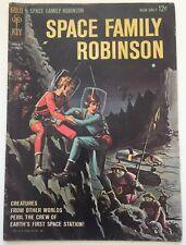 Space Family Robinson #1 Gold Key Comics Dec 1962