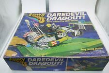 VINTAGE 1971 Hasbro SCREAM'N DEMONS Daredevil Dragout BOX + PARTS ONLY