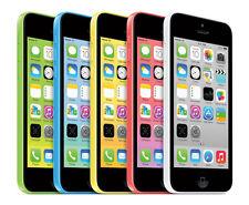 APPLE IPHONE 5C 16GB - GRÜN, BLAU, GELB, PINK, WEISS - SIMLOCKFREI - SMARTPHONE