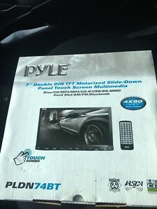 7 inch double din car stereo